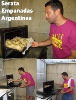 Tutti Pazzi x Les Empanadas Argentinas
