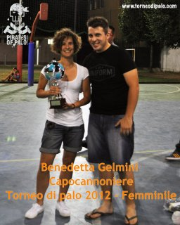 Le foto di tutti i premiati dell'Edizione 2012