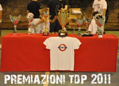 Tutti i premiati dell'Edizione 2011