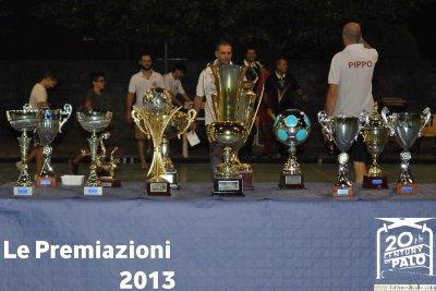 Tutti i premiati dell'Edizione 2013