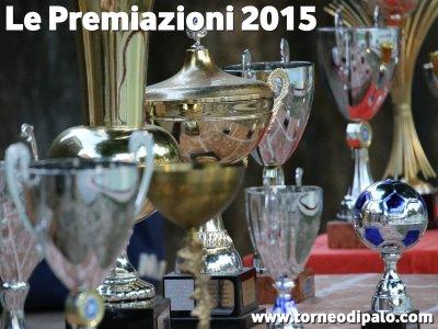Tutti i premiati dell'Edizione 2015