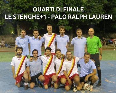 Le Stenghe+1-Palo Ralph Lauren=4 - 7