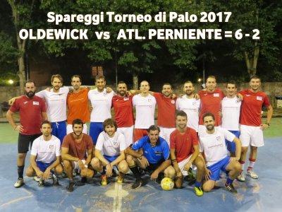 A.D.G. Oldewick - Atletico Perniente =6 - 2