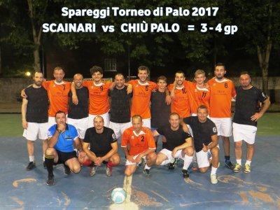 Scainari  - Chiù Palo Per Tutti =3 - 4 gp