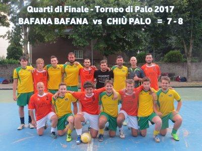 Bafana Bafana - Chiù Palo Per Tutti =7 - 8