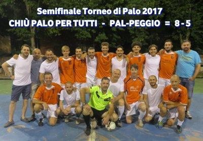 Chiù Palo Per Tutti - Pal-Peggio  =8 - 5