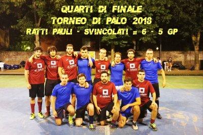 Svincolati- Ratti Pauli =5 - 6 gg