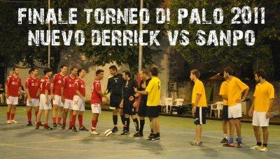 SANPO - NUEVO DERRICK = 5 - 7