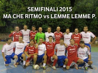 Ma Che Ritmo-Lemme Lemme P.=1 - 6