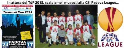 TdP alla CSI Padova League