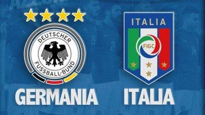 Non di sola ITALIA - GERMANIA vive l'uomo.....