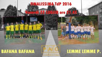 La Finale 2016