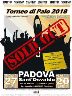 Già Sold Out il TdP 2018