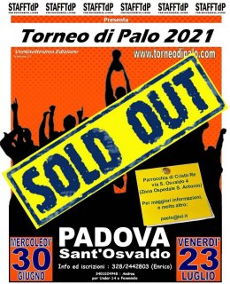 Sold Out !!!!!!!