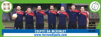 COLPITI DA MCKINLEY